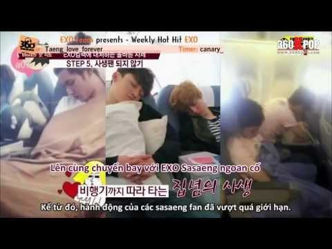 [Vietsub] 131106 EXO @ Weekly Hot Hit [EXO Team]