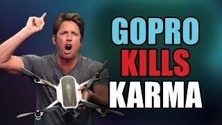 GoPro Kills Karma Drone