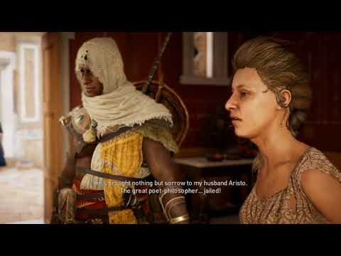 Assassin's Creed: Chronicles (48 BC) Pt: 3 - The Snake in Alexandria [Bayek]