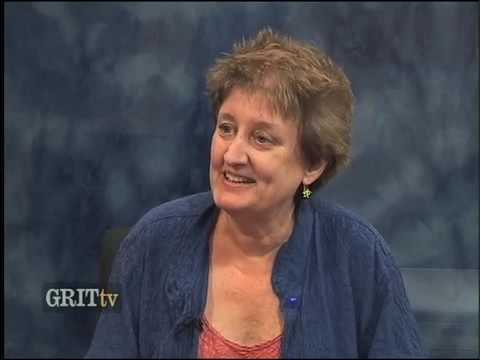 GRITtv: Katha Pollitt: The Mind-Body Problem (1/2)
