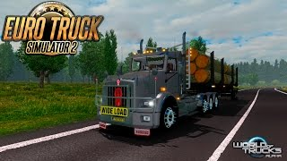 kenworth T800 Version Final l Euro Truck Simulator 2 l 1.20