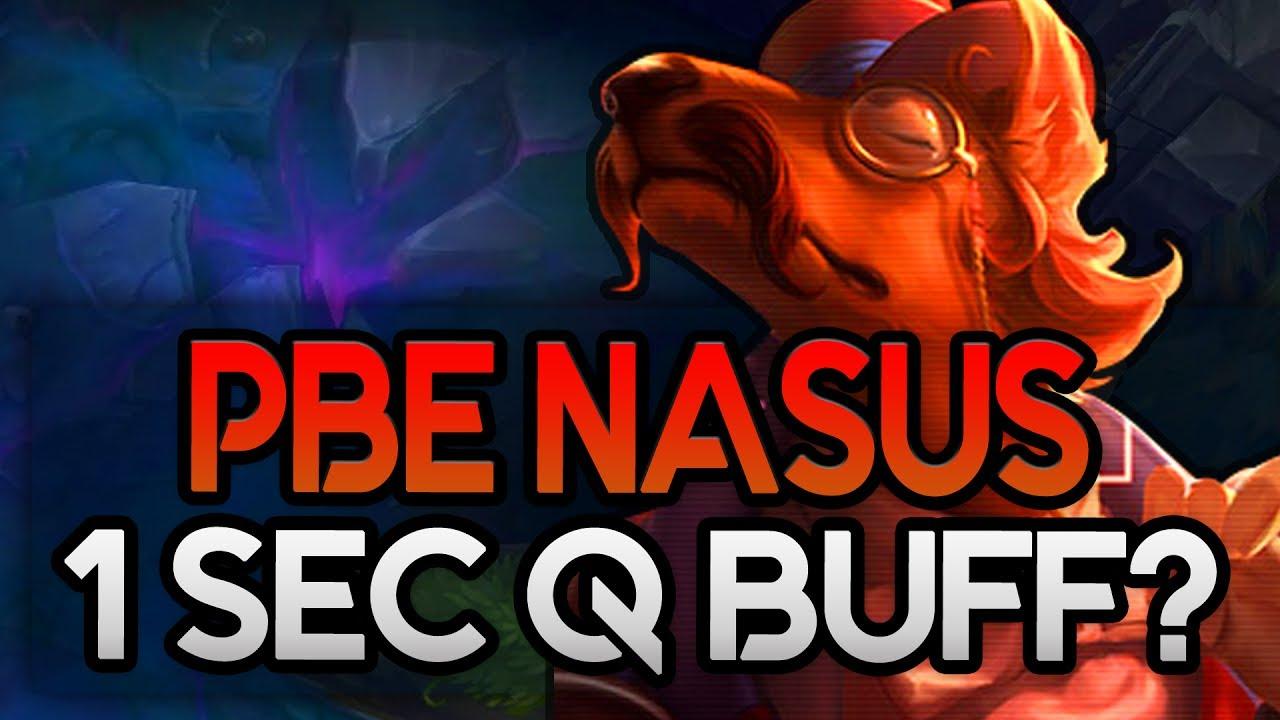 online te koop promotiecodes online te koop THE 1.1 SECOND Q NASUS BUFF?? (League of Legends)