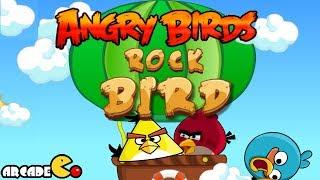 Angry Birds Rock Bird - Angry Birds Adventure