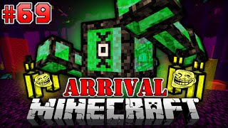Der CRYSTOCORE BOSSKAMPF - Minecraft Arrival #069 [Deutsch/HD]
