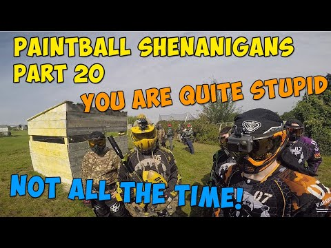 Paintball Shenanigans (Part 20)