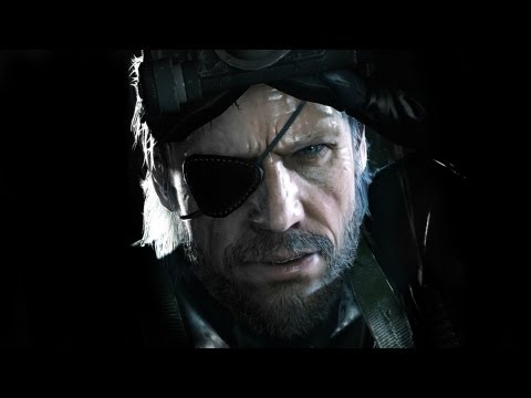 """Metal Gear Solid 5: The Phantom Pain - E3 2013 Gameplay Trailer (MGS5 """"Metal Gear Solid V"""")"""