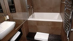 Small Soaking Tub Shower Combo