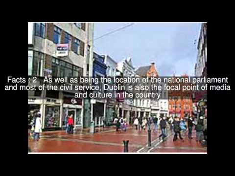 Economy of Dublin Top  #5 Facts