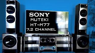 Sony Muteki HT-M77 7.2 Channel - Sound Test