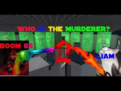 murder mystery whos the murderer ? - YouTube