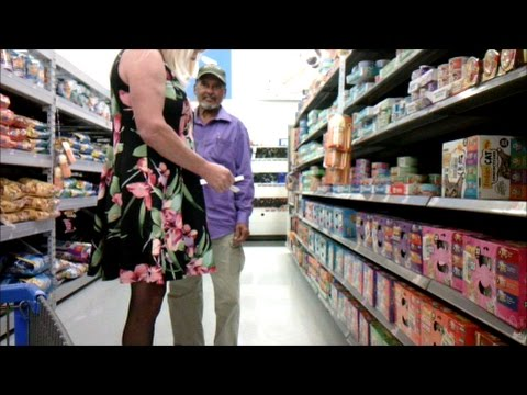 The Walmart Twirl, Got Me Propositioned