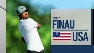 Tony Finau – 2018 U.S. Open – Round 3