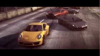 Need for Speed: Most Wanted — Релизный трейлер [HD]