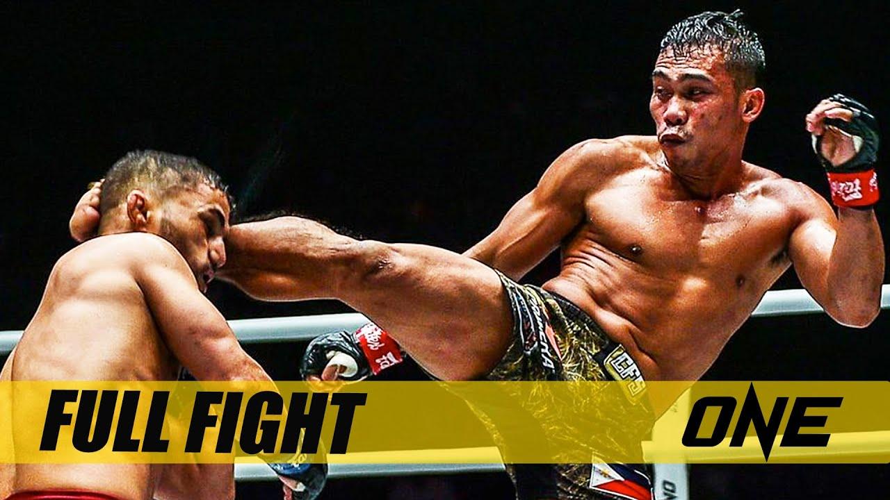 Robin Catalan vs. Gustavo Balart | Full Fight Replay