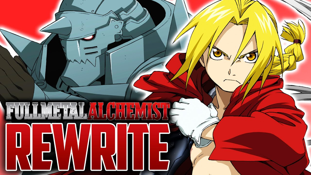 Download Fullmetal Alchemist - REWRITE FULL OPENING (OP 4) [ENGLISH COVER by Boy Hero]