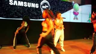 Tinashe Live at Samsung 837 New York City Ride Of Your Life / Party Favors HD