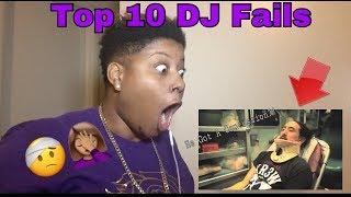 Top 10 BEST DJ FAILS REACTION VIDEO | #LiXxerExperience TV