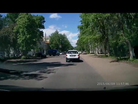 Проезжая  Калязин