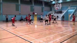 20131209 B Grade 學界男子籃球 真道 - 李