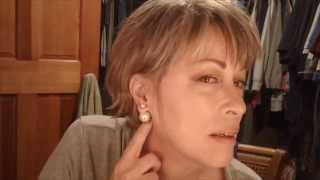 """For Patti """"rxstrmom"""", The Earrings!"""