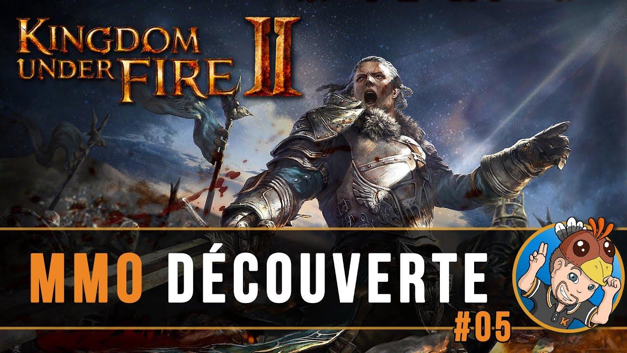 Download KINGDOM UNDER FIRE 2 : MMO Découverte, une mission de folie ! #05