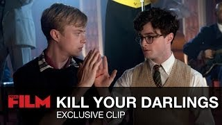Kill Your Darlings Clip: Allen Ginsberg meets Lucien Carr