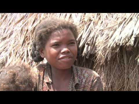 Children wasting away as hunger hits 200,000 in Madagascar