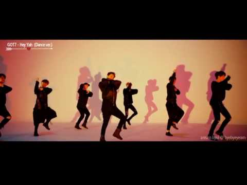 Hey Yah GOT7 Dance Version MV