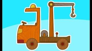 Çizgi film Türkçe izle! Çocuklar için arabalar - Çekici. #eğiticivideo