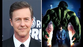 Why Edward Norton remove from Avengers as Banner Hulk Character Fan Theory