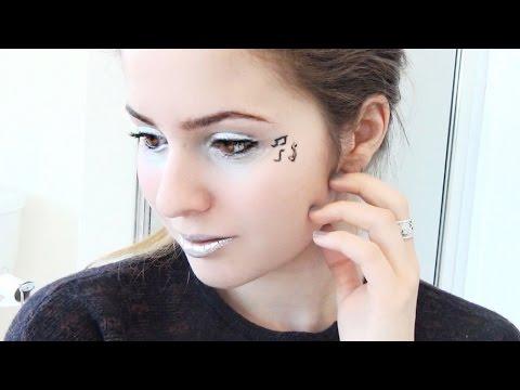 Silent Echo Book Cover Makeup Tutorial!