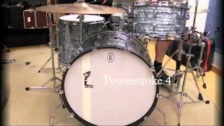 Remo Powerstroke 3 verse Powerstroke 4