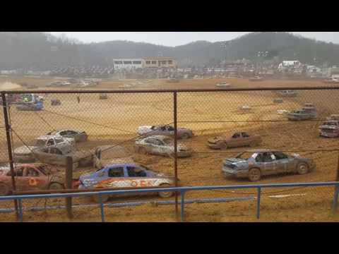 Tyler County Enduro 2017 Start