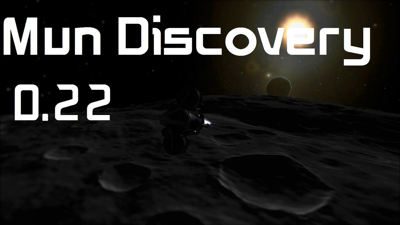 Mun Discovery 0.22