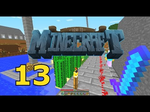 """Minecraft: SMP HOW TO MINECRAFT #13 """"TOUR OF BALAMB"""" with JeromeASF"""