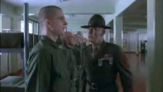 Full Metal Jacket - Sergente Hartman