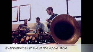 Gambar cover Kenneth Whalum live at the Apple Store