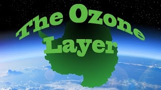 antarctica and the ozone layer