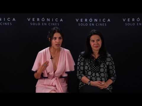 Verónica  Entrevista a sus protagonistas Arcelia Ramírez y Olga Segura