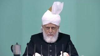 Cuma Hutbesi 13-02-2015 - Islam Ahmadiyya