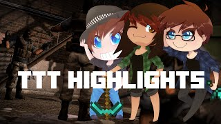 TTT med RobinSamse og Lasse - Highlights 1