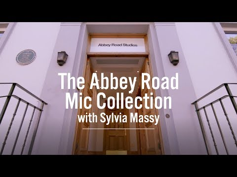 The Abbey Road Mic Collection with Sylvia Massy