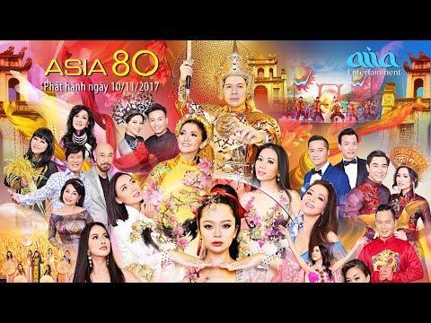 ASIA 80 | Mc. Nam Lộc nói về DVD Asia 80 Làn Gió Mới