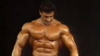 Samir Banout - Mr Olympia 1984 - سمير بنوت