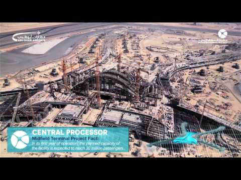 Watch the incredible progress on the Midfield Terminal Building, Terminal 1 and Southern Runway