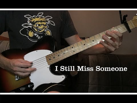 I Still Miss Someone by Johnny Cash - Luther Perkins Instrumental