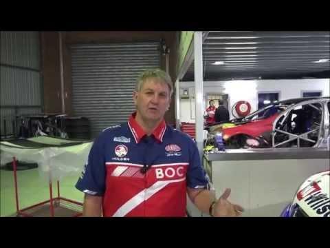 BMC Air Filter and Brad Jones Racing