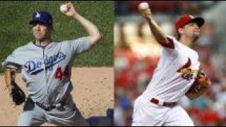 Los Angeles Dodgers vs St. Louis Cardinals | Full Game Highlights