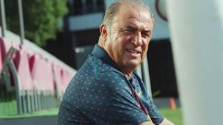 Şampiyon sahaya indi... - Yeni sezon için Galatasaray