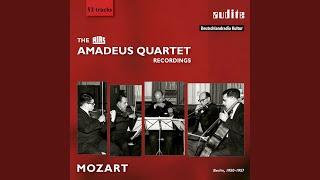 "Play String Quartet No. 23 in F major (""Prussian 3""), K. 590"